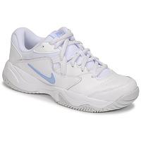 Čevlji  Ženske Nizke superge Nike WMNS NIKE COURT LITE 2 Bela / Srebrna