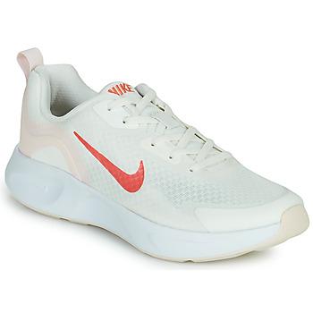 Čevlji  Ženske Šport Nike WMNS NIKE WEARALLDAY Bež / Rožnata