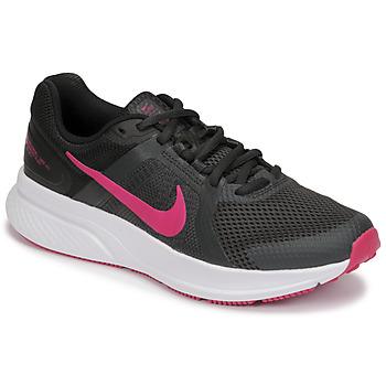 Čevlji  Ženske Tek & Trail Nike W NIKE RUN SWIFT 2 Siva / Rdeča