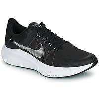Čevlji  Moški Tek & Trail Nike NIKE ZOOM WINFLO 8 Črna / Bela