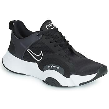 Čevlji  Moški Šport Nike M NIKE SUPERREP GO 2 Črna / Bela