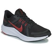 Čevlji  Moški Tek & Trail Nike NIKE QUEST 4 Črna / Rdeča