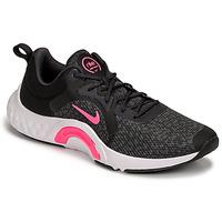Čevlji  Ženske Šport Nike W NIKE RENEW IN-SEASON TR 11 Črna / Rožnata