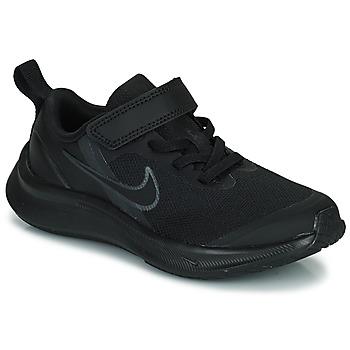 Čevlji  Otroci Tek & Trail Nike NIKE STAR RUNNER 3 (PSV) Črna