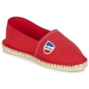 Čevlji  Moški Espadrile 1789 Cala CLASSIQUE Rdeča