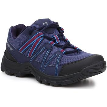 Čevlji  Ženske Pohodništvo Salomon Deepstone W 408741 24 V0 navy