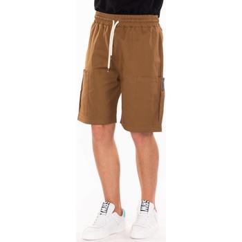 Oblačila Moški Kratke hlače & Bermuda Takeshy Kurosawa  Kostanjeva