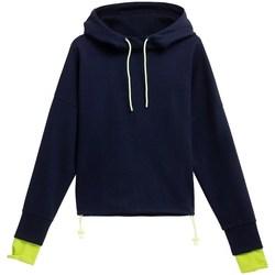 Oblačila Otroci Puloverji 4F BLD025 Mornarsko modra
