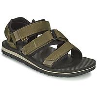 Čevlji  Moški Sandali & Odprti čevlji Teva M Cross Strap Trail DARK OLIVE Kaki