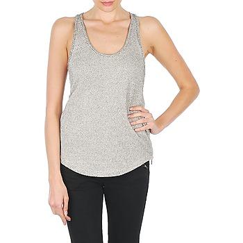 Oblačila Ženske Majice brez rokavov Stella Forest YDE019 Kremno bela