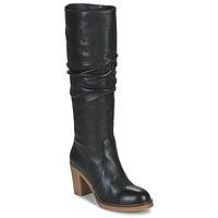 Čevlji  Ženske Mestni škornji    Fericelli PISTIL Črna