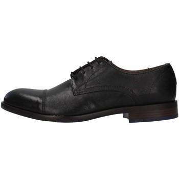 Čevlji  Moški Čevlji Derby Re Blu' 7760 BLACK