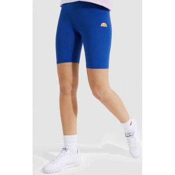 Oblačila Ženske Kratke hlače & Bermuda Ellesse PANTALÓN CORTO MUJER  SGI07616 Modra