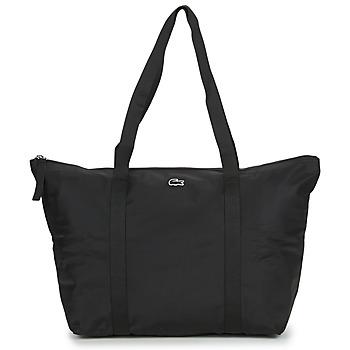 Torbice Ženske Nakupovalne torbe Lacoste JEANNE LARGE Črna