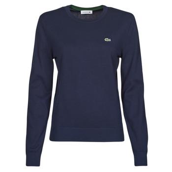 Oblačila Ženske Puloverji Lacoste RAPHAEL Modra