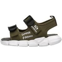 Čevlji  Dečki Sandali & Odprti čevlji Superga S83T248 GREEN