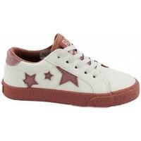 Čevlji  Otroci Nizke superge Big Star FF374035 Bela