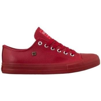 Čevlji  Moški Nizke superge Big Star V174348 Rdeča