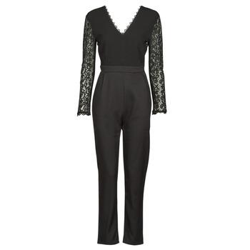 Oblačila Ženske Kombinezoni Betty London  Črna