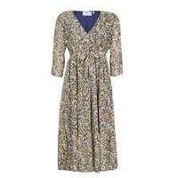 Oblačila Ženske Dolge obleke Betty London  Večbarvna