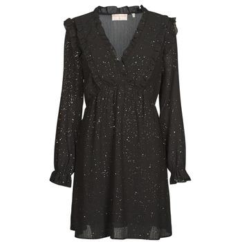 Oblačila Ženske Kratke obleke Moony Mood ABBARETZE Črna