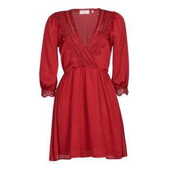 Oblačila Ženske Kratke obleke Moony Mood ABIDOSE Rdeča