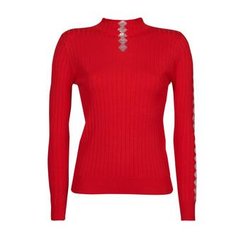Oblačila Ženske Puloverji Moony Mood PABJATO Rdeča