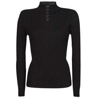 Oblačila Ženske Puloverji Moony Mood PABJATO Črna