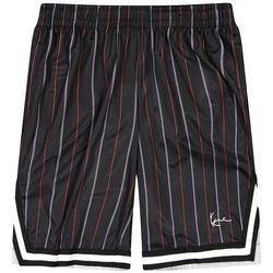 Oblačila Moški Kratke hlače & Bermuda Karl Kani Short  Small Signature Pinstripe Mesh noir/bleu/rouge