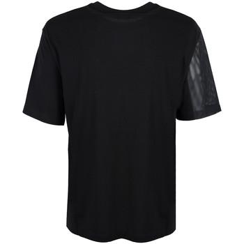 Oblačila Moški Majice s kratkimi rokavi Bikkembergs  Črna