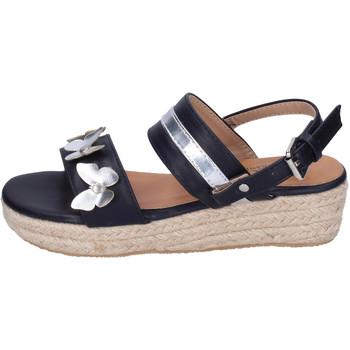 Čevlji  Deklice Sandali & Odprti čevlji Solo Soprani BH183 Modra