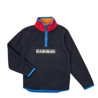 Oblačila Dečki Flis Napapijri TILO HZ Modra