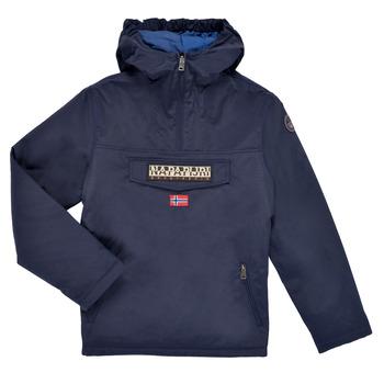 Oblačila Otroci Parke Napapijri RAINFOREST POCKET Modra