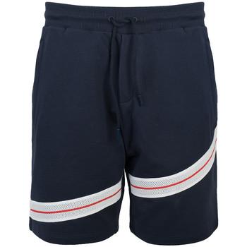 Oblačila Moški Kratke hlače & Bermuda Bikkembergs  Modra