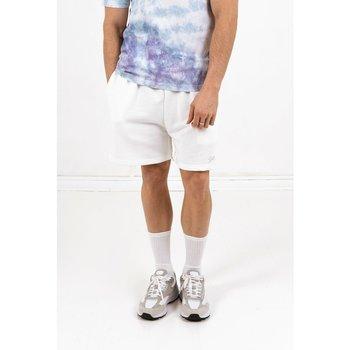 Oblačila Moški Kratke hlače & Bermuda Sixth June Short  signature velvet logo blanc