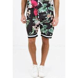 Oblačila Moški Kratke hlače & Bermuda Sixth June Short  tropical noir