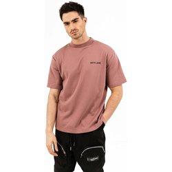 Oblačila Moški Majice s kratkimi rokavi Sixth June T-shirt  essential rose