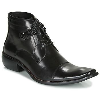 Čevlji  Moški Polškornji Kdopa CALI Črna
