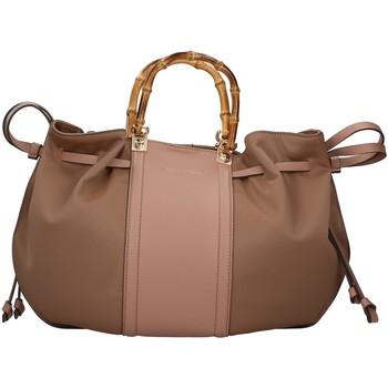 Torbice Ženske Ročne torbice Manila Grace B252EU BROWN