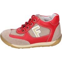 Čevlji  Dečki Nizke superge Falcotto BH195 Rdeča
