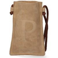 Torbice Ženske Ročne torbice Luna Collection 57795 Kostanjeva