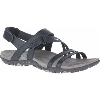 Čevlji  Ženske Sandali & Odprti čevlji Merrell Sandspur Rose Convert Črna