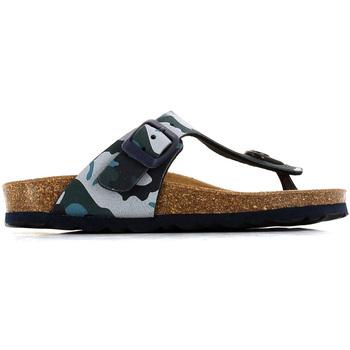 Čevlji  Otroci Japonke Grunland CB0406 Siva