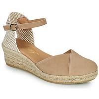 Čevlji  Ženske Sandali & Odprti čevlji Betty London INONO Bež