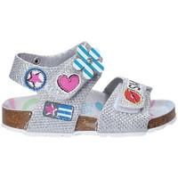 Čevlji  Otroci Sandali & Odprti čevlji Asso 56609 Siva