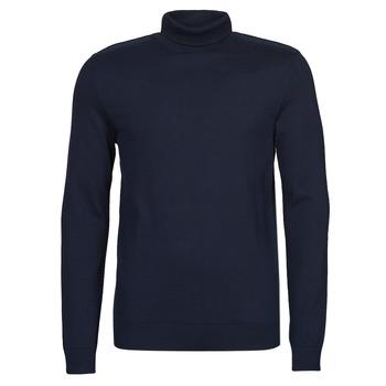 Oblačila Moški Puloverji Selected SLHBERG Modra