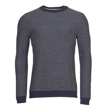 Oblačila Moški Puloverji Selected SLHWES Modra