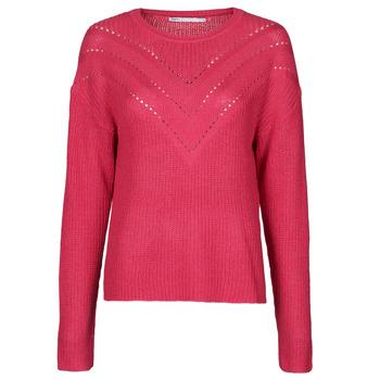 Oblačila Ženske Puloverji Only ONLTRIXIE Rožnata
