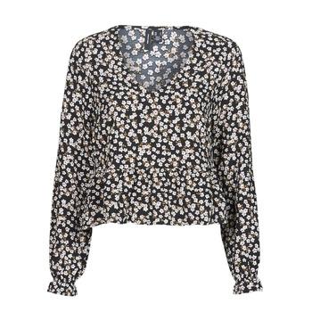 Oblačila Ženske Topi & Bluze Vero Moda VMSALINA Črna