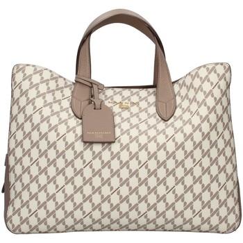 Torbice Ženske Nakupovalne torbe Nannini 16392B BEIGE